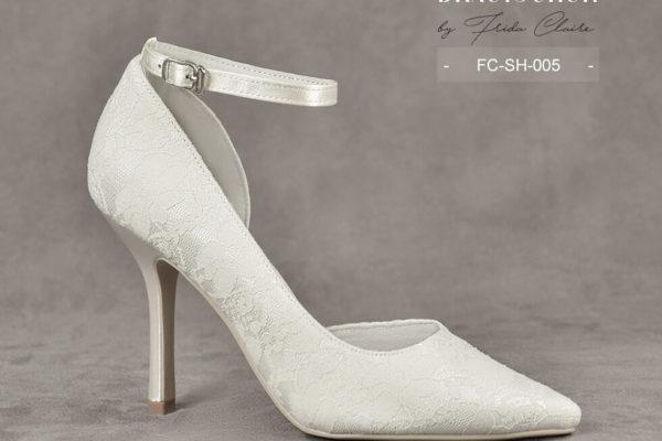 Brautmode Schuhe